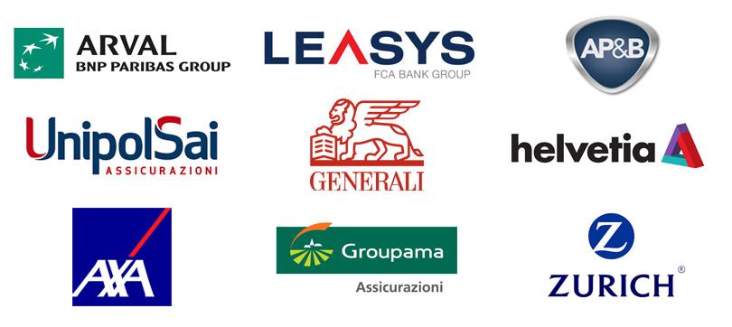 Carrozzeria Regina: Partners & Convenzioni